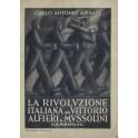 La rivoluzione italiana da Vittorio Alfieri a Muss