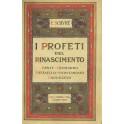 I Profeti del Rinascimento. Dante. Leonardo da Vin