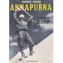 Annapurna premier 8.000. Preface de Lucien Devies.