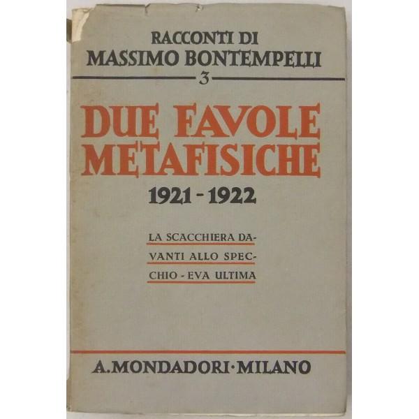La Scacchiera Davanti Allo Specchio.Due Favole Metafisiche 1921 1922 La Scacchiera Davanti Allo Specchio Eva Ultima