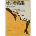 Champagne vino dell'allegria