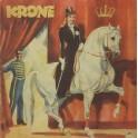 Circo Krone. Tournee italiana 1953-1954.