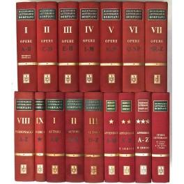 Dizionario letterario delle opere e dei personaggi di tutti i tempi e di tutte le letterature