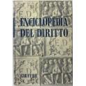 Enciclopedia del diritto. Vol. III - Ari-Atti.