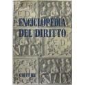 Enciclopedia del diritto. Vol. IV - Atto-Bana.