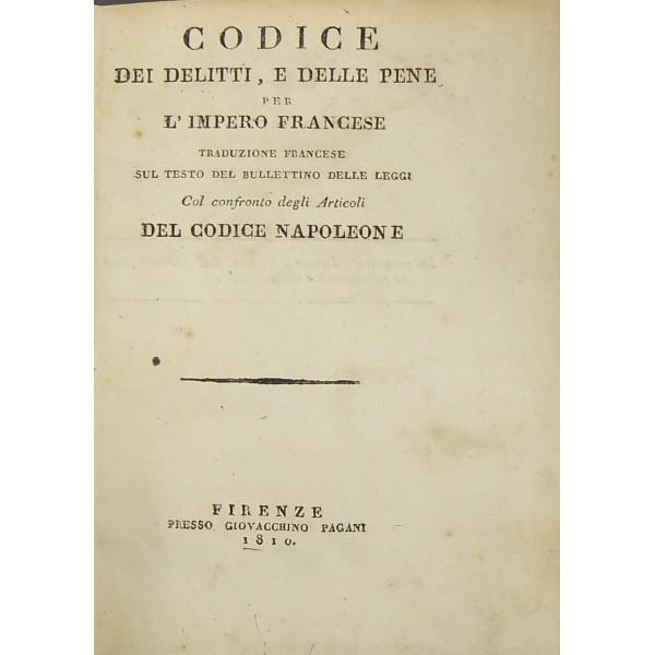 DEI DELITTI E DELLE PENE ( testo integrale )