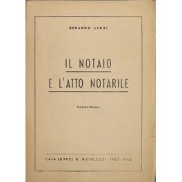 antico titolo notarile