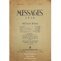 Messages 1939 - William Blake