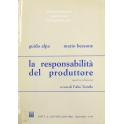 La responsabilità del produttore