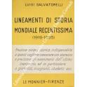 Il pensiero politico italiano dal 1700 al 1870