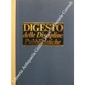 Digesto. Quarta edizione. Discipline pubblicistiche