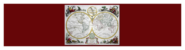 Works of general geography and atlases