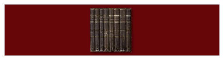 Various literature Anthologies