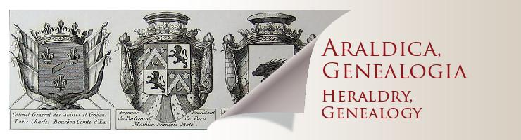 Araldica, Genealogia