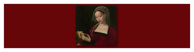 Arte occidentale: Eta' moderna (sec. XVI-XVIII)