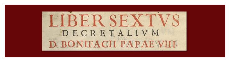 Diritto canonico ed ecclesiastico