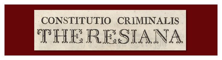 Diritto e procedura penale