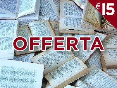Libri in offerta 15€
